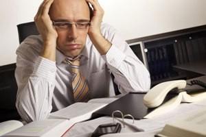 استرس در کارمندان جوان بیشتر است !