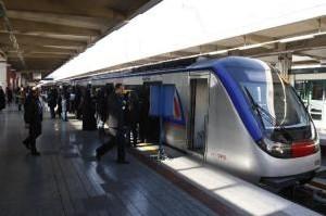 رایگان شدن مترو در عاشورا و تاسوعای 91