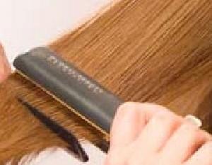 خطر و نکات مهم برای اتوکردن موها