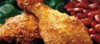 آشپزی، طرز تهیه مرغ کنتاکی
