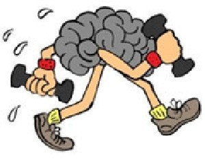 ورزشی برای تقویت مغز و لاغری!