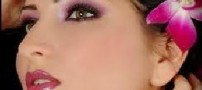 آموزش قدم به قدم آرایش زیبای صورت
