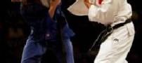 حضور دختری جودوکار در مسابقات آقایان (عکس)
