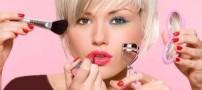 ترفندهای زیبایی سریع آرایش برای خانمهای شاغل