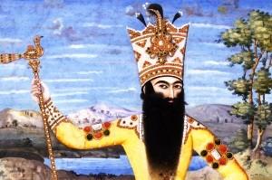 پادشاهی در ایران با ۱۸۹ همسر و ۱۴۴ پسر