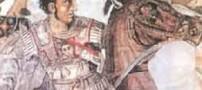 کشف قبر همسر و پسر اسکندر مقدونی