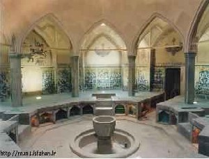 سرانجام راز حمام شیخ بهایی اصفهان کشف شد!