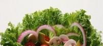 خواص سبزی های سبزی خوردن