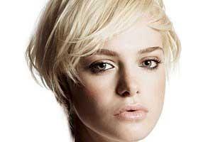 توصیه های آرایشی مهم برای صورت های گرد