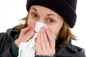 درمان سرماخوردگی در طی یک روز!
