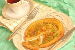 صبحانه ای مقوی، قیقناق آذربایجان شرقی
