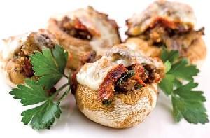انواع غذاهایی که با قارچ تهیه می شود