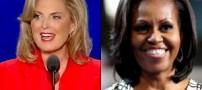 رقابت مد میان میشل اوباما و آن رامنی!