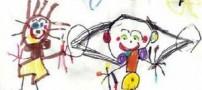 شخصیت شناسی کودکان از روی نقاشی آن ها