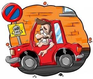 حق تقدم در رانندگی (شعر طنز بسیار خنده دار)