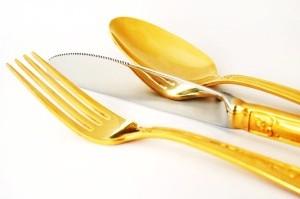 تاریخچه اختراع چاقو چنگال