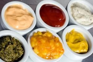 اطلاعات تغذیه ای انواع مختلف سس های موجود در بازار