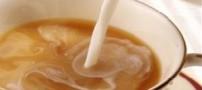 آیا می توان شیر را با چای مخلوط کنیم؟!!