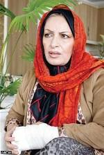 حمله دزدان خشن به هنرپیشه زن سینما (عکس)