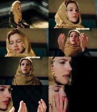 نماز و حجاب بحث برانگیز بازیگر زن حریم سلطان!عکس