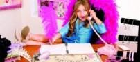 جذاب ترین دختربچه جهان چگونه ثروتمند شد! عکس