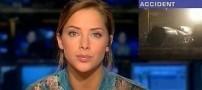 زیباترین مجری زن فرانسه و شایعه ایرانی بودنش/عکس