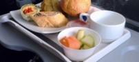 قبل از پرواز این غذاها را نخورید