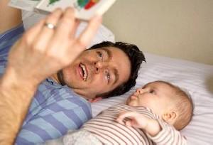 با نوزادان خود صحبت کنید!