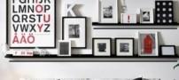 راهنمای چیدمان تابلوهای زیبا در خانه