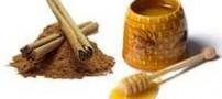 معجزه عسل و دارچین در کاهش وزن!!