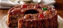 آموزش تهیه کیک میوه ای سریع و راحت