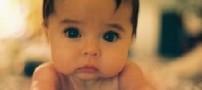 کودکان را هنگام گریه تکان ندهید