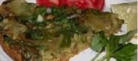 آموزش پن کیک سبزیجات
