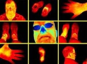 ایده جالب درباره ی اشعه مادون قرمز!!