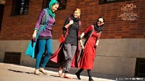 عاقبت شوم بد حجابی زن همسایه و مرد قصاب/ 16+