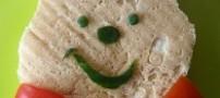 تزئین انواع ساندویج/ تصاویر