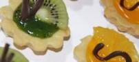 طرز تهیه تارت میوه ای