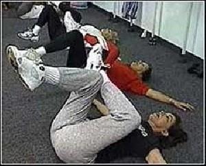 ورزش برای بیماران سکته کرده