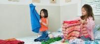 راه کار تربیت کودکان منظم و تمیز