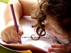 راه های تقویت دست خط کودکان