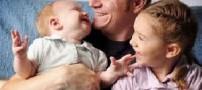 بهترین راه های بغل کردن کودکان!