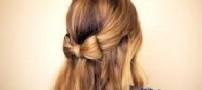 بهترین روش بستن مو