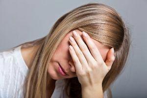 علت لکه بینی در دوران قاعدگی