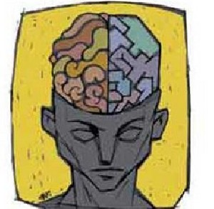 رفتارهای جالب چپ مغزها و راست مغز ها