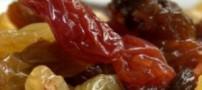 میوه ای خشک برای محافظت از دندان!