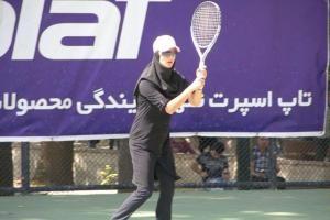 برگزاری مسابقات تنیس جایزه بزرگ بانوان در …