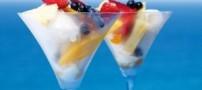 کوکتل  6 میوه یخی، مناسب روزهای تابستان