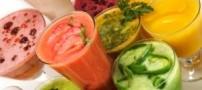 اسموتی یا دسر موز، پرتقال و آناناس