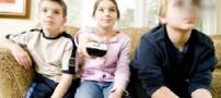 راه های کنترل رابطه فرزندان با تلوزیون