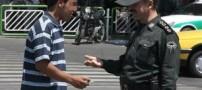 اعلام حکم روزه خواری در ملاء عام